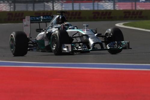 GP Russia: Mercedes Campione del mondo Costruttori