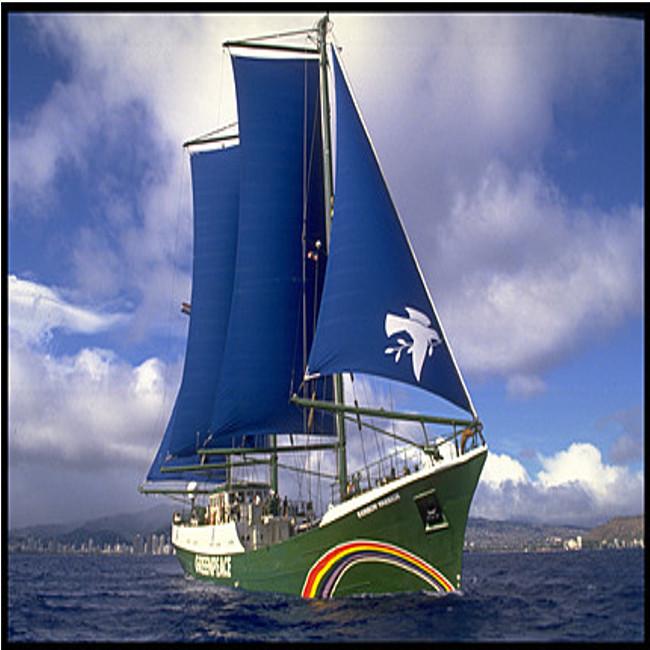 Greenpeace dice 'No' alle trivellazioni nel Mediterraneo