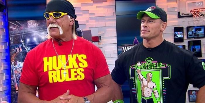 Hulk Hogan Vs John Cena