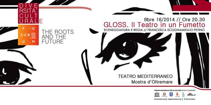 Gloss, il giallo glam va in scena. Scritto e diretto da Francesca Scognamiglio Petino