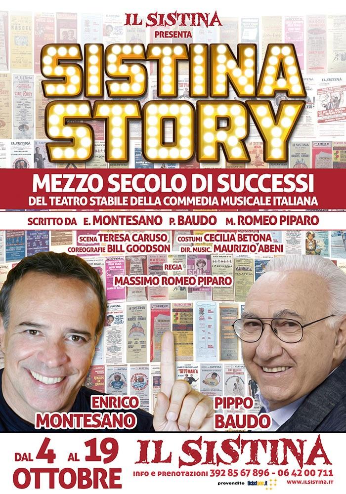 """""""Sistina Story"""", un tuffo nella Roma degli anni belli"""