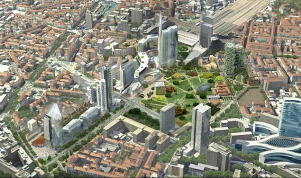 Milano: quartiere Isola sarà valorizzato turismo e commercio, in arrivo un bando per 380mila euro