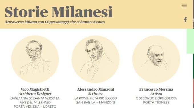 Cultura sul Web: parte il progetto Storie Milanesi