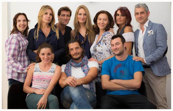Tramonti d'amore di Duilio A. Vaccari, la prima web side story