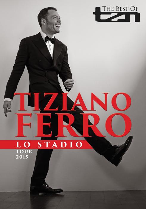 Tiziano Ferro è gia record, un tour da 50.000 biglietti venduti in 24 ore