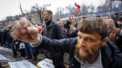 L'Ucraina sceglie l'Ue con una schiacciante maggioranza