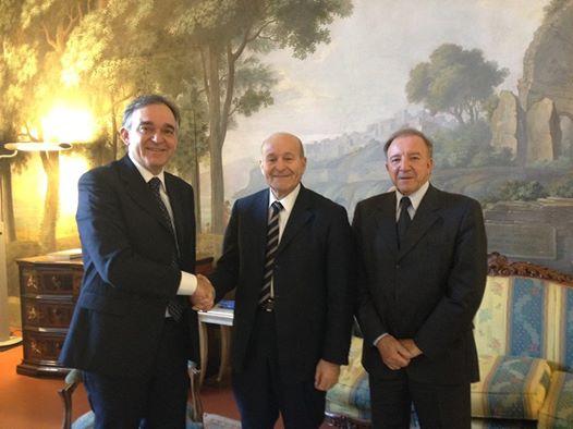 Cevital e Lucchini, Rossi e sindacati soddisfatti dell'accordo trovato