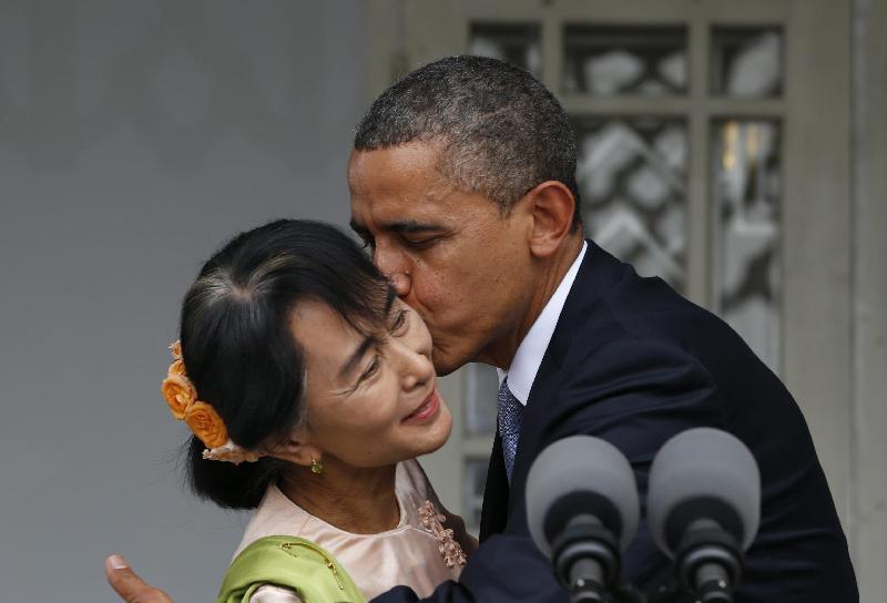 "Birmania: Obama e Suu Kyi evocano elezioni ""libere"""
