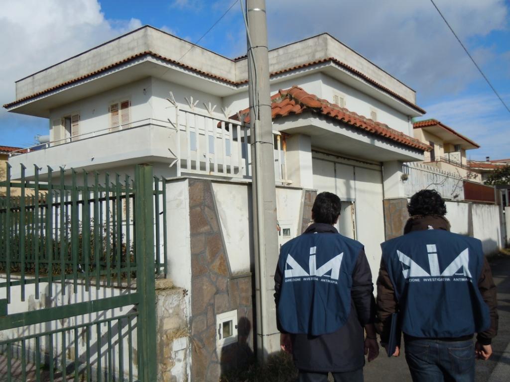 La DIA sequestra beni per 5 milioni alla 'Ndrangheta