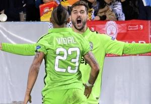Malmo-Juventus 0-2