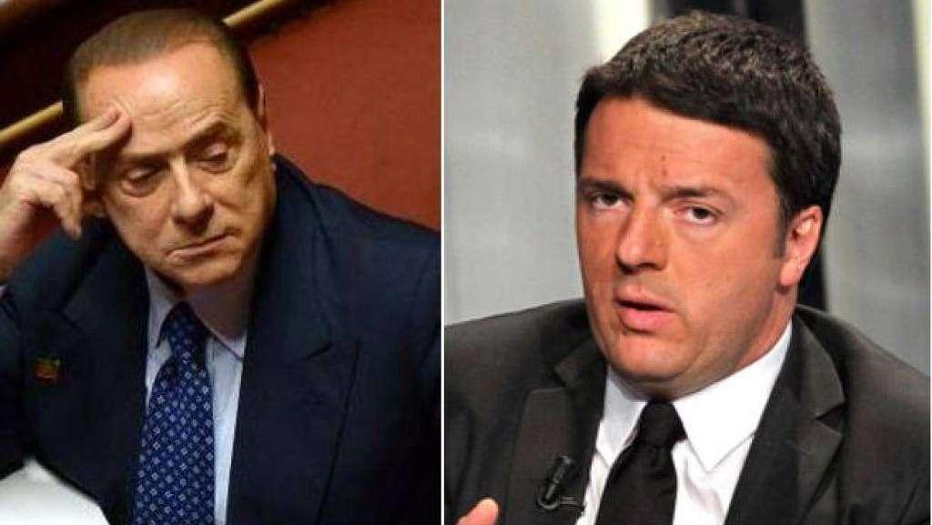 """Quirinale, Renzi: """"Berlusconi è al tavolo ma non dà più le carte"""". Ma il Cavaliere vince la prima mano: approvazione Italicum slitta al 2015"""