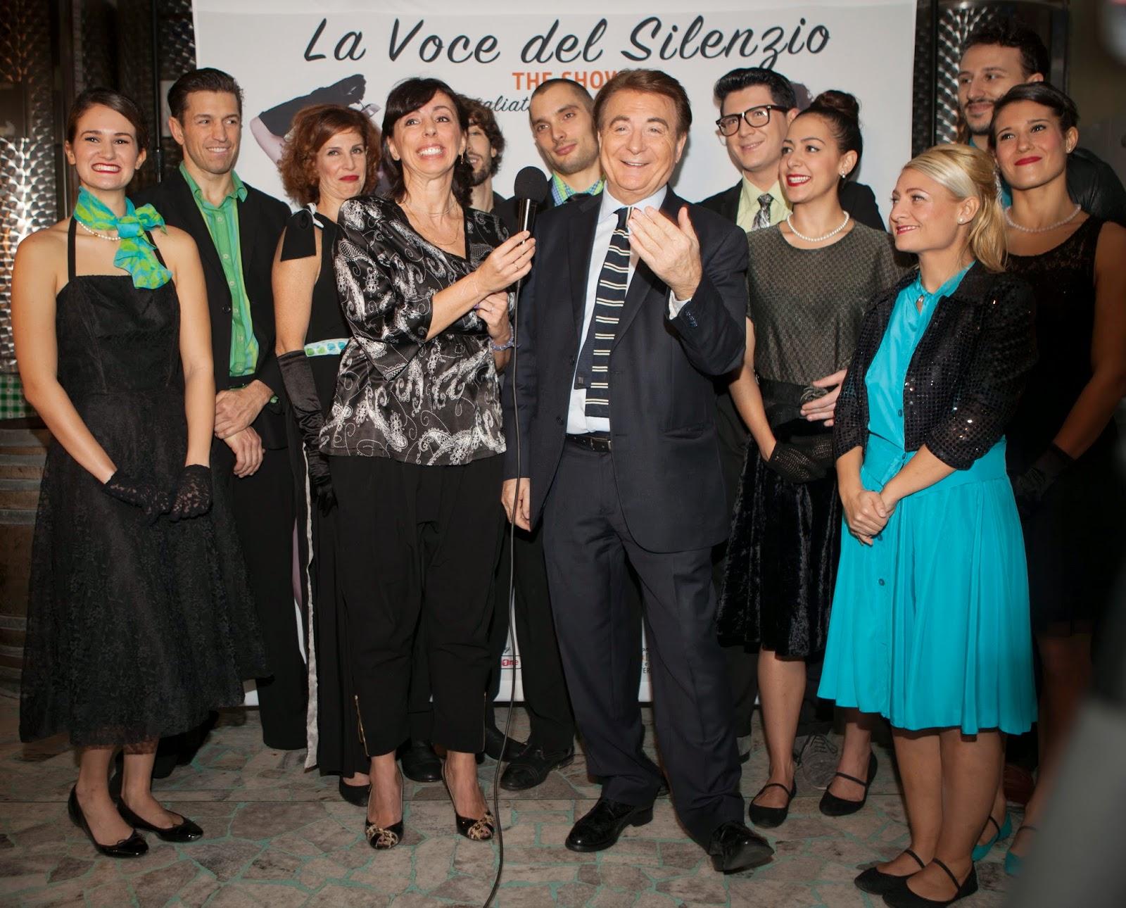 """""""La voce del silenzio"""", oggi al Teatro dell'Elfo Puccini"""