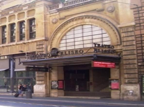 Eseguito lo sfratto al Teatro Eliseo: sospeso lo spettacolo di Emma Dante