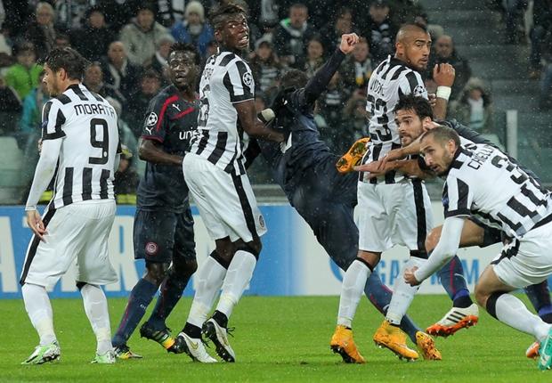 Il cuore oltre l'ostacolo: la Juventus batte in rimonta 3-2 l'Olympiakos