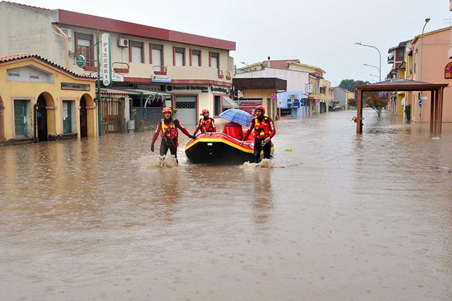 18 Novembre 2013… La Sardegna ricorda l'alluvione