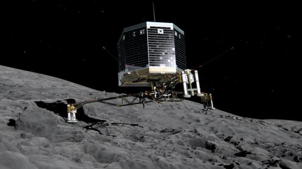 """Missione """"Rosetta"""": per la prima volta su una cometa"""