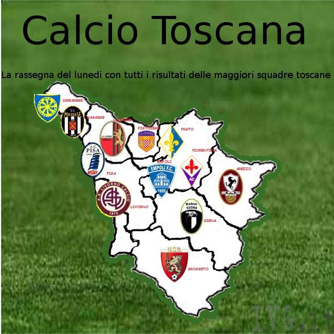 Empoli e Arezzo sugli scudi, cadono Livorno e Lucchese