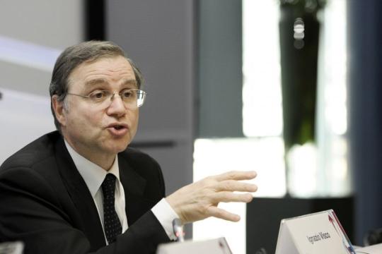 """Visco celebra Federico Caffè: """"Le disuguaglianze si colmano con l'istruzione"""""""