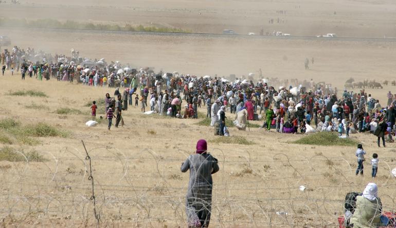 Siria: quasi 1 200 morti a Kobane in soli due mesi