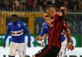 Il Milan non sa più vincere: contro la Samp è 2-2