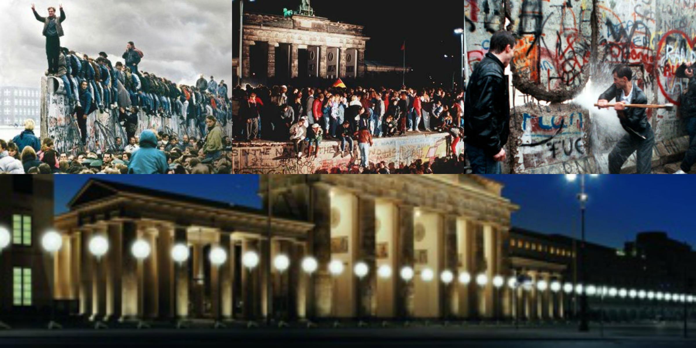 Berlino:25 anni dopo la caduta del Muro