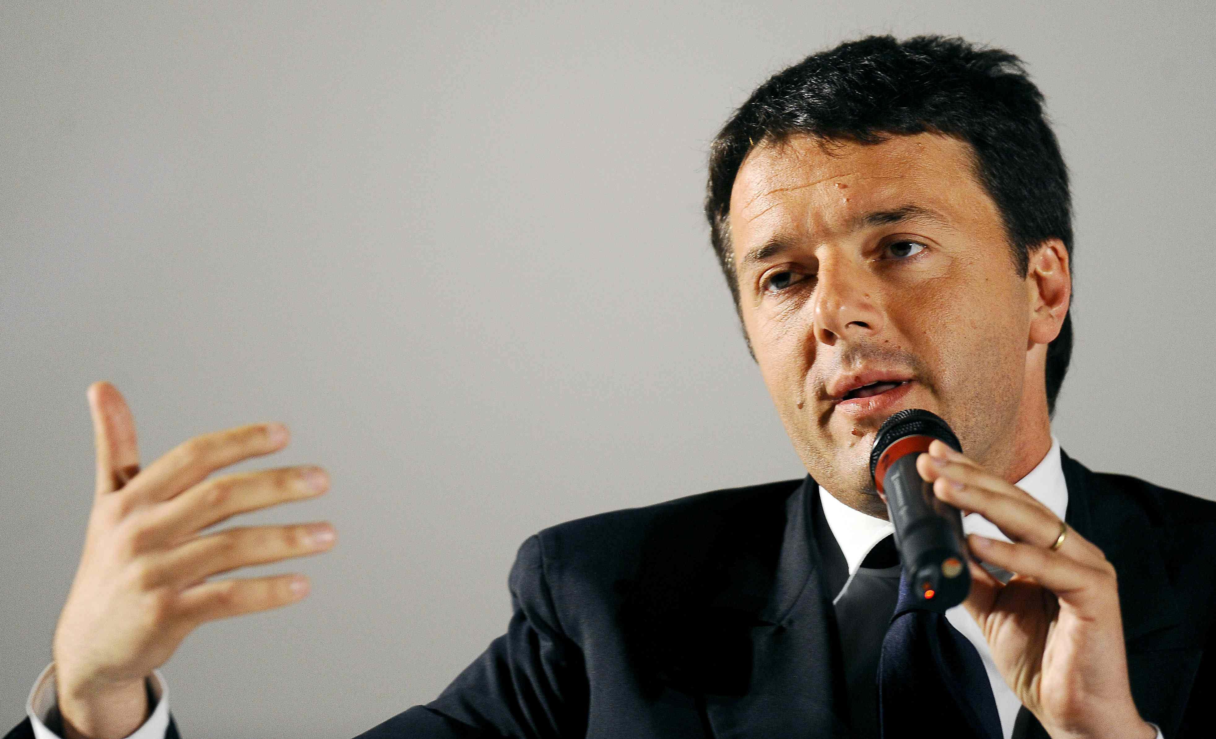 """Renzi in Liguria: """"Colpa di tutto il Pd"""""""