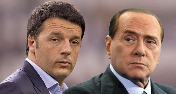 Renzi-Berlusconi accordo a metà sull'Italicum, ma il Patto del Nazareno regge