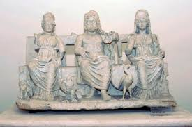"""L'inestimabile """"Triade capitolina"""" nell'ex convento dei frati di Guidonia-Montecelio"""
