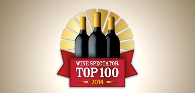 Sono 19 gli italiani nella classifica dei 100 migliori vini del 2014 per Wine Spectator