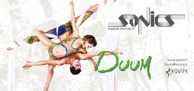 Al teatro Alfieri tornano gli acrobati SONICS