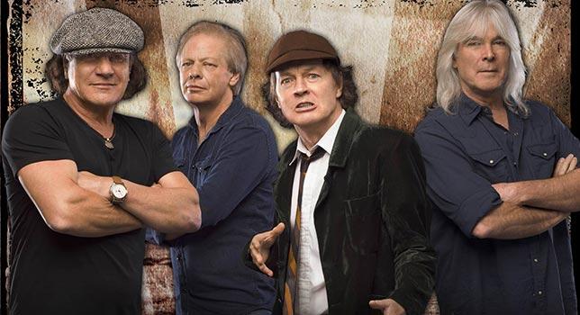 AC/DC: Sold Out a Zurigo. Oggi, si aprono prevendite per l'Unica data italiana di Imola