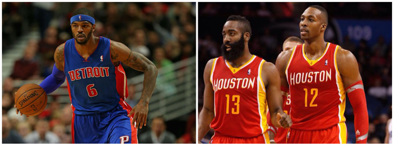 Basket NBA: i Rockets prendono Josh Smith e rinnovano McHale