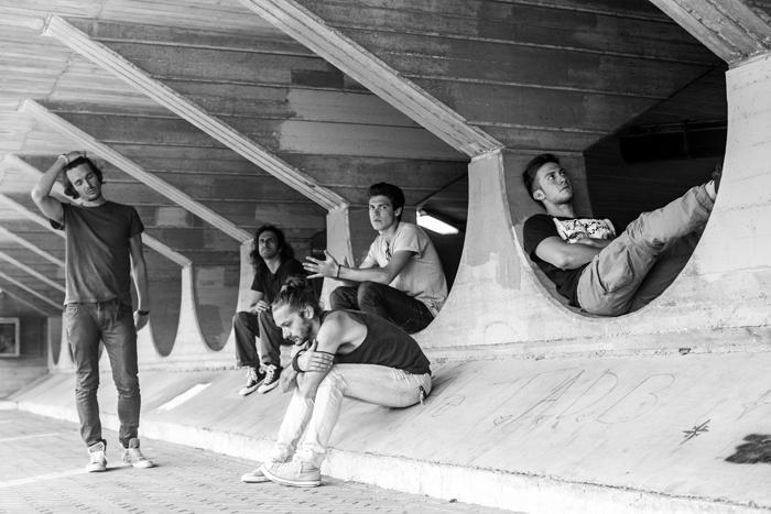 """""""I Morti"""", in occasione del nuovo singolo abbiamo intervistato la band di Forlì Blastema"""