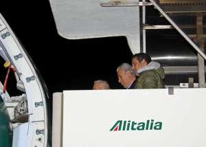 Ali Agca in aeroporto Fiumicino,a breve espulsione da Italia