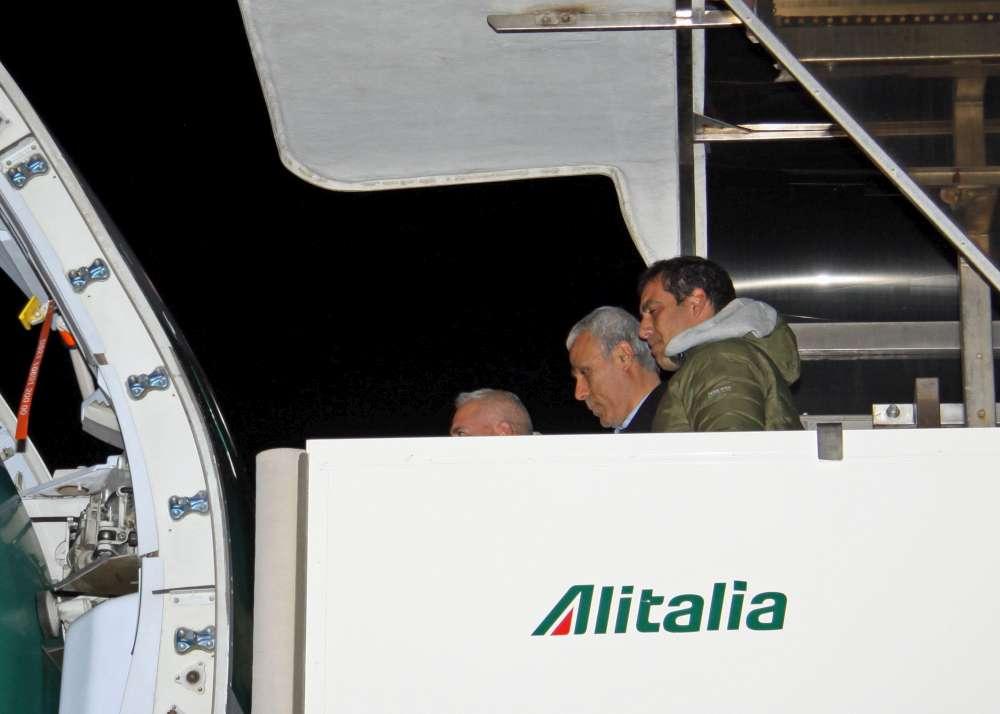 Con la partenza per Istanbul si chiude la parentesi di Alì Agca in Italia