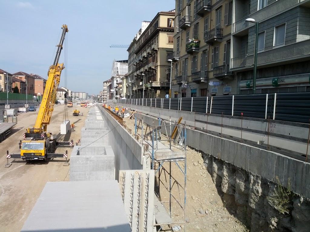 """""""Viale Della Spina"""": al via gli appalti per la costruzione del passante di Torino"""