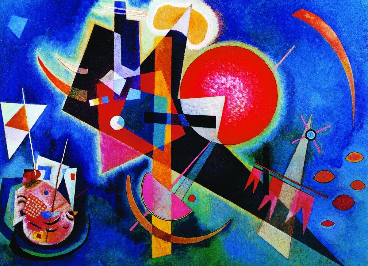 Vassily Kandinsky, pittore a trent'anni