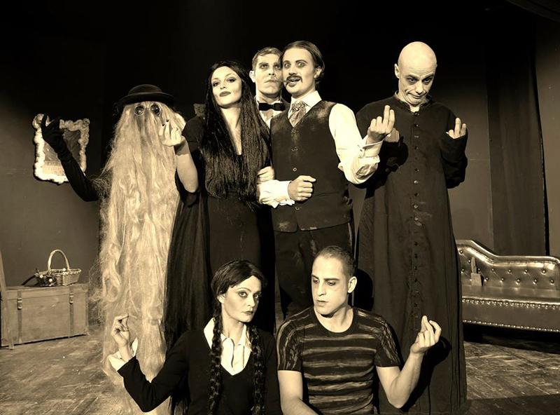 Natale in casa Addams a Il Pozzo e il Pendolo