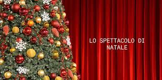 Lo Spettacolo di Natale al Teatro Manzoni