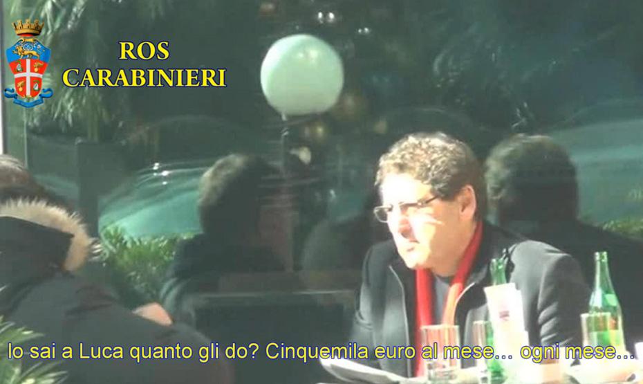 Mafia Capitale, Buzzi resta in carcere, Mancini libero. Maxi sequestro da 100milioni