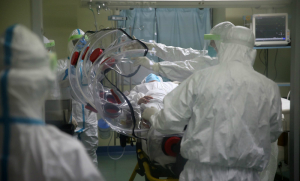 Medico italiano Ebola