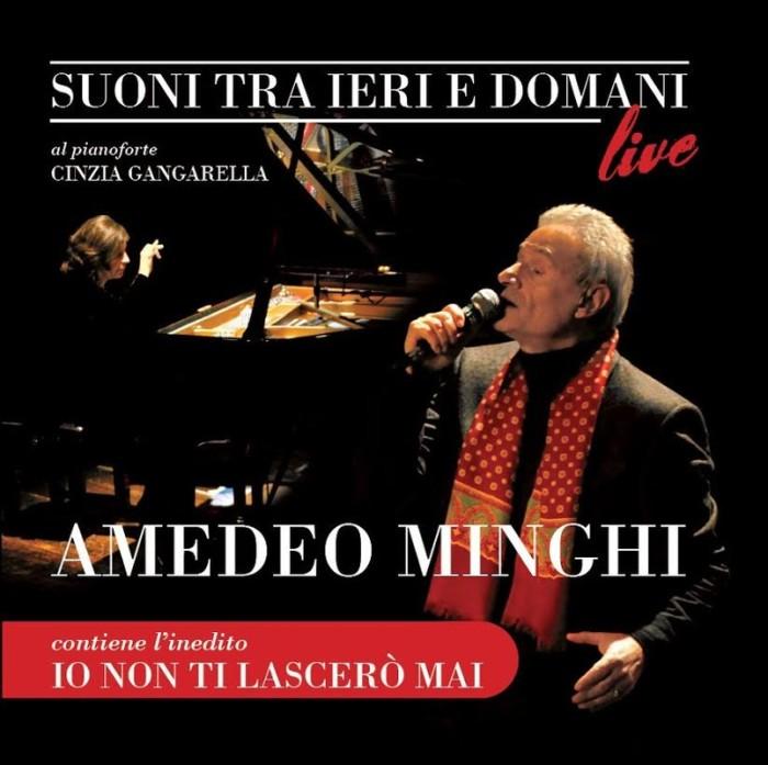 """""""Suoni tra ieri e domani"""": Amedeo Minghi incontra il pubblico a Roma,  prima del live nei teatri italiani"""
