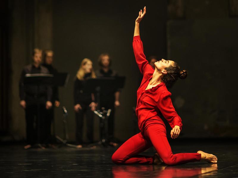 Oratorio per Eva: prima italiana, il 12 dicembre a Catania e poi in tour