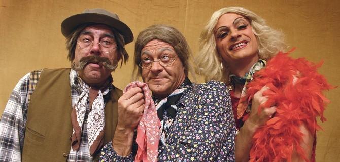 """""""La Finestra sui Cortili"""": gran debutto de I Legnanesi, per un Capodanno Speciale al Barclays Teatro Nazionale"""