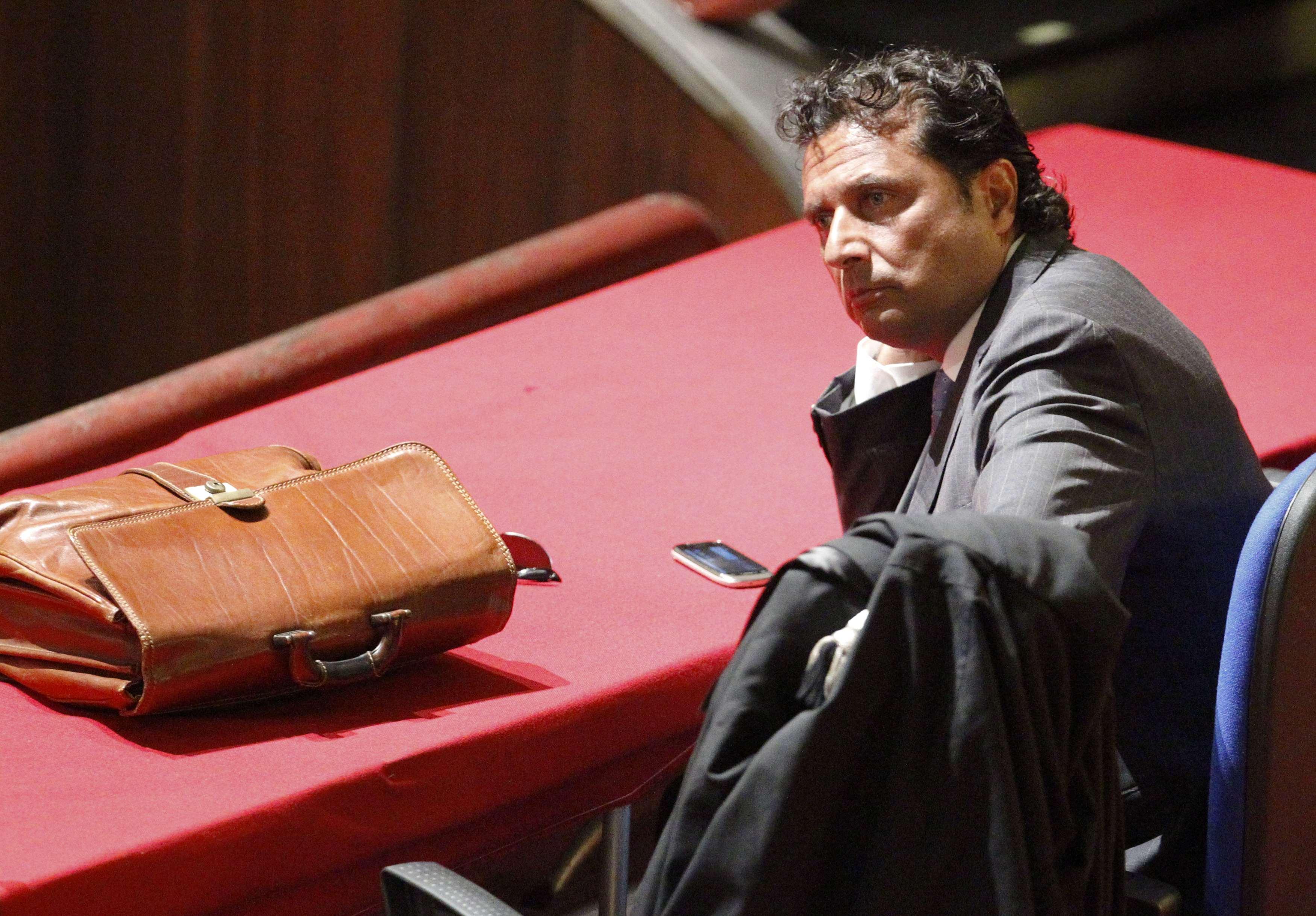 Processo «Costa Concordia»: la Procura chiederà oltre venti anni a Schettino