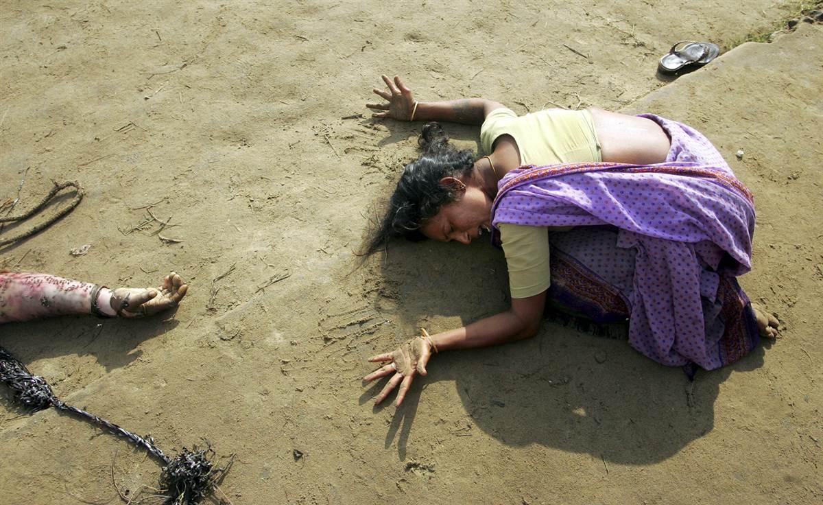 26 dicembre 2004, un violentissimo terremoto nell'Oceano Indiano scatena l'inferno