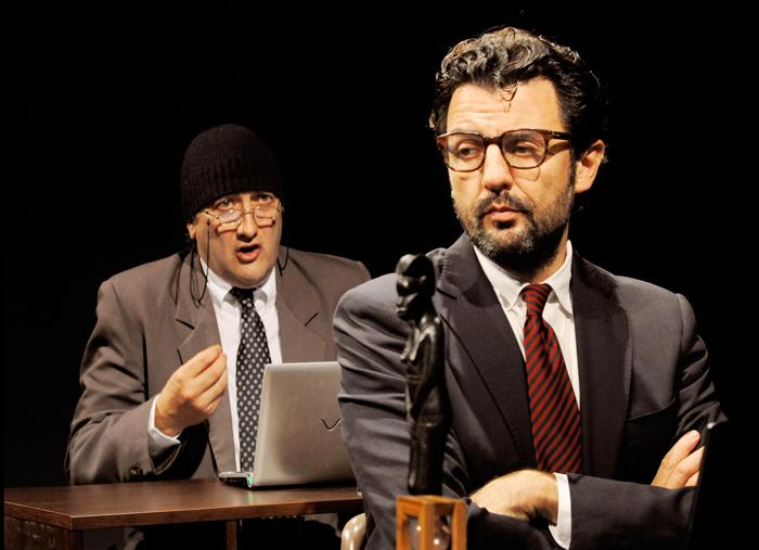 """""""Un anno dopo"""", al teatro Franco Parenti con Tony Laudadio e Enrico Ianniello"""