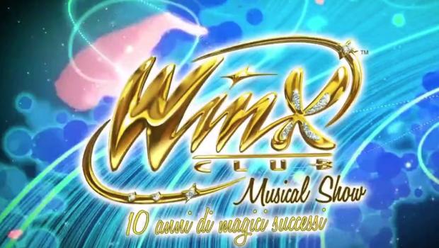 Winxi Club Musical Show: per festeggiare i 10 anni di Winx insieme a tutte le fan e le loro famiglie