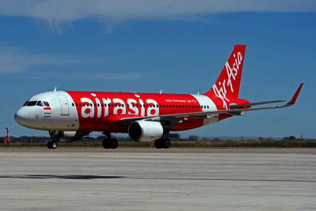 Indonesia: l'aereo della AirAsia è probabilmente precipitato in mare