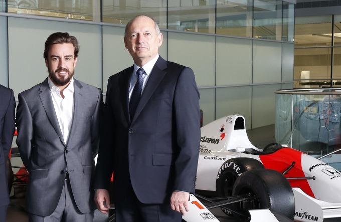 Alonso-Mclaren: il ritorno
